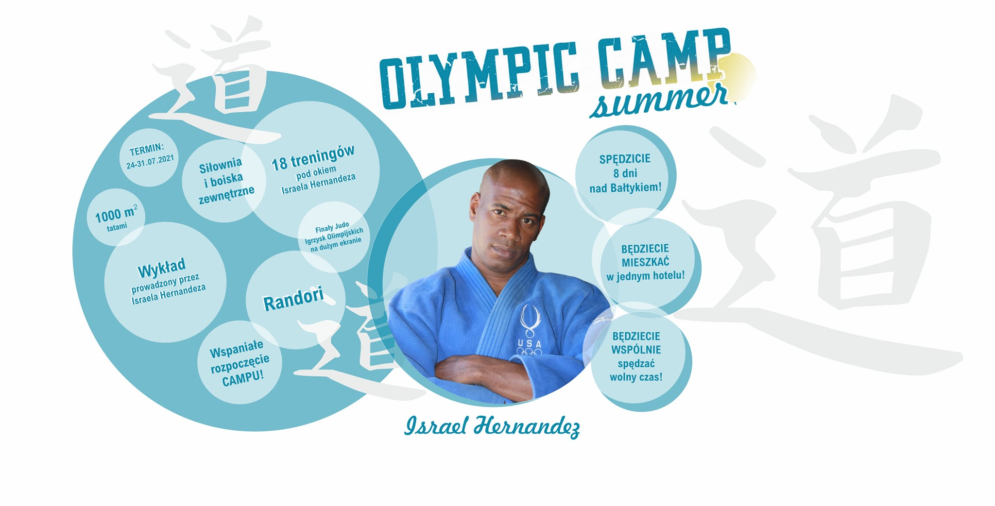 Olympic Summer Camp!
